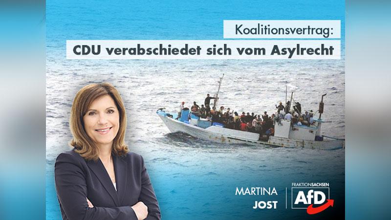 martina jost afd landtag sachsen asylrecht