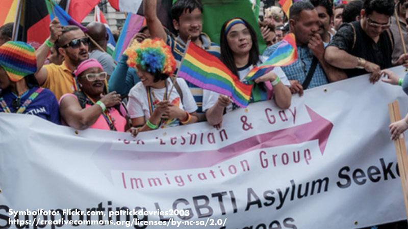 queere flüchtlinge csd dresden symbolfoto