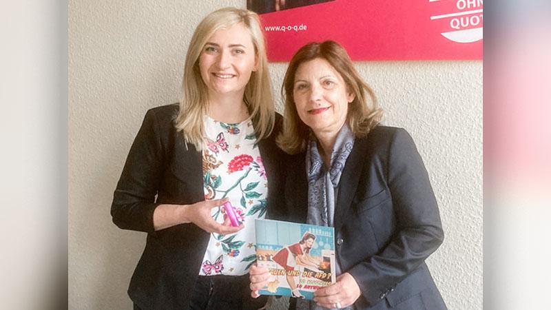 Carolin Bachmann Martina Jost Frauenkampagne AfD Sachsen Qualität ohne Quote